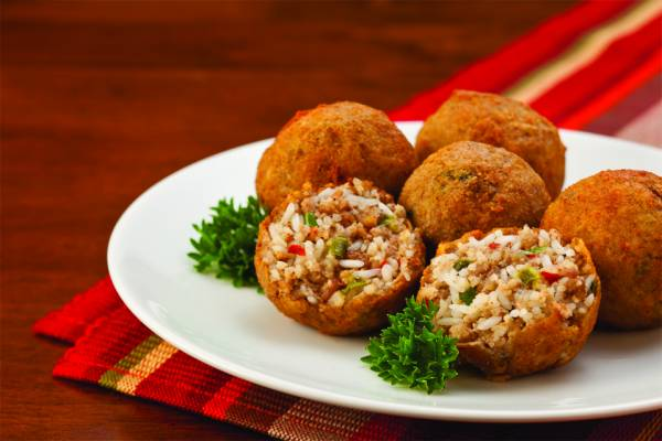 Boudin Balls Recipe — Dishmaps